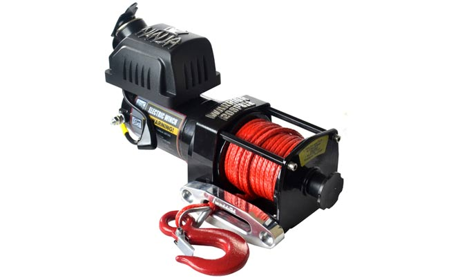 Ninja 2000 Electric Winch - Synthetic